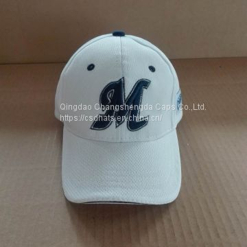 wholesale Fashion 6 panels 100% cotton embroided character Sports Caps