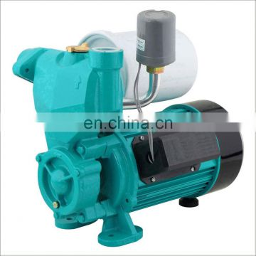 Automatic self priming electric water pumps 1/2 hp for home use
