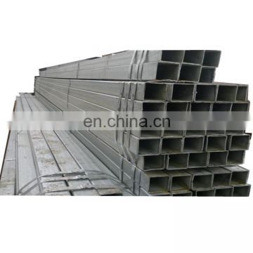 China Factory Price A53 A210 A333 Gr6 St37 Square Rectangular Thick Wall Galvanized Steel Pipe
