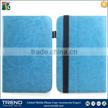tablet universal case pu leather cover for apple iPad case                                                                         Quality Choice