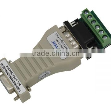 RS232 to RS422 converter 422 to 232 RS232 converter switch RS422 adapter FDX Full Duplex full-duplex no power need