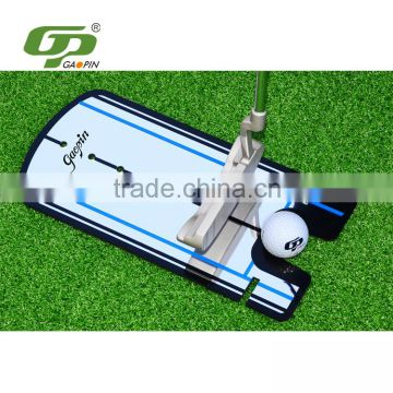 High quality 31cmx14.5cm Golf Putting Alignment Mirror