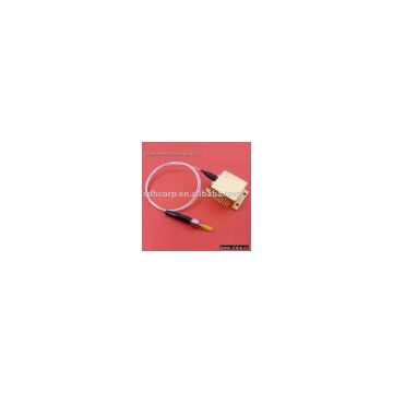 635nm 200mW/350mW fiber-coupled laser module with single emitter