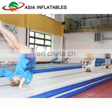 High Quality Inflatable Tumbling Mattress / Gymnastics Floor Cushion