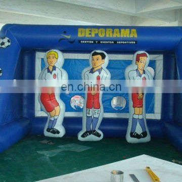 2011 inflatable football goal