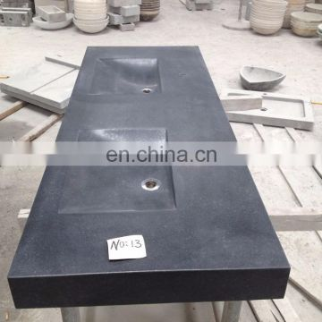 stone sinks kitchen black granite