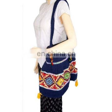 Unique Bohemian GYPSY canvas Shoulder Bag