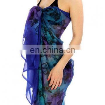 Fashion ladies sarongs beachwear pareos and sarongs
