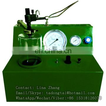PQ400 double spring injector tester