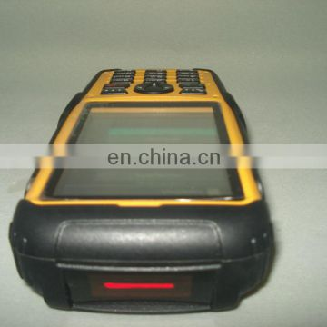 IP67 Barcode Scanner, RFID, GPS Rugged Android Handheld PDA