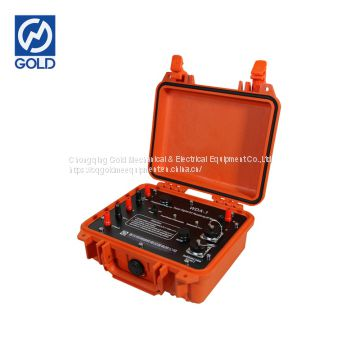 High Accuracy Super Digital DC Resistivity & IP Meter Exploration Instrument