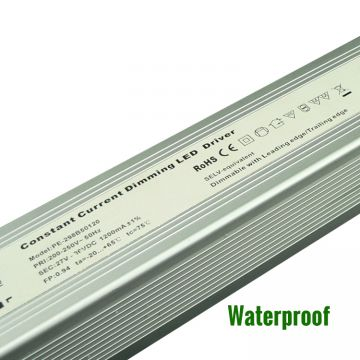 36W-55W Triac LED Dimmable Driver Constant Current with CE CB RCM SAA Approval
