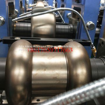 Reasonable price factory direct sale high frequency welded pipe machinery and equipment used in asia