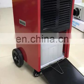 Dorosin 90Liters big wheel industrial Dehumidifier price with Handle