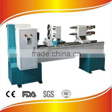 Remax-1516 high quality wood lathe Wood Turning Lathe Manufacturers Two Axises and Single Blade Machine