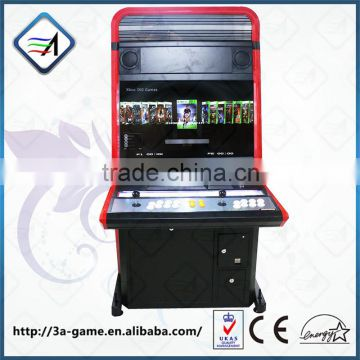 32''LCD Coin Operated Pandora Box 4 Jamma and XBOX360 Game 2 Consoles in 1Cabinet Fighting Game Machine Arcade Video Games