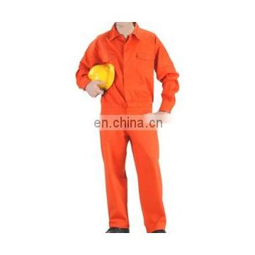 FR Cotton Welding Coverall with hood