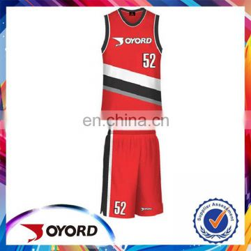 lycra high stretch active basketball jersey wholesale