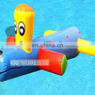 cartoon inflatable water games