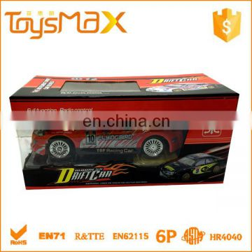 1: 16 High speed model scale car with window box