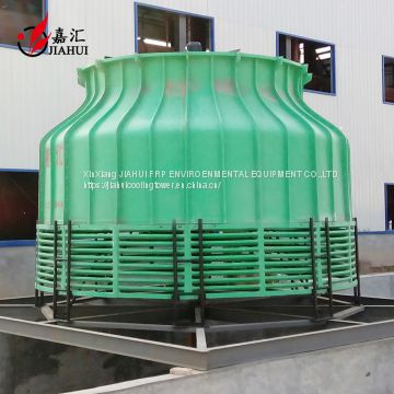 2018 henan cooling tower water cool chiller for water treatment