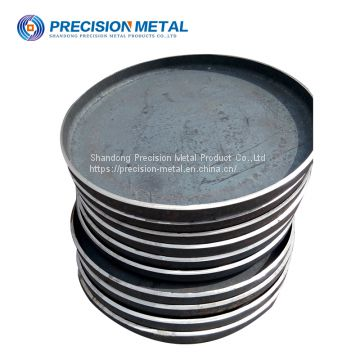 high quality 1000mm carbon steel hemisphere for fuel tank