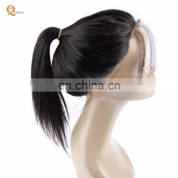 Brazilian Human Hair Pre Plucked Lace Wig With Baby Hair And Hairline