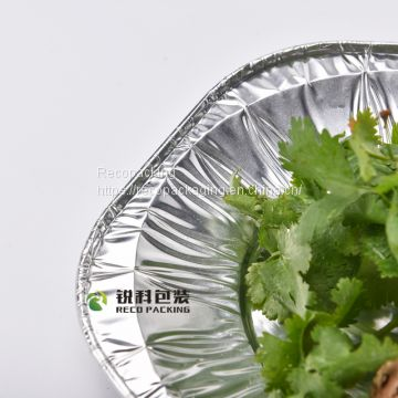 Disposable Partyware Aluminium Foil Containers