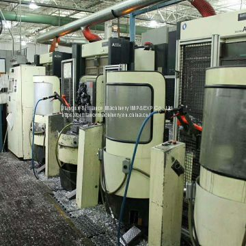 Makino A55 horizontal machining center