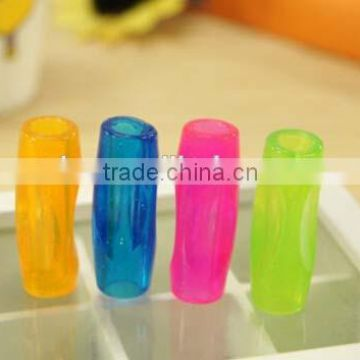 hot sales colorful silicone pencil grip for students                                                                         Quality Choice