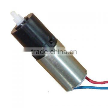 6mm diameter plastic planetary dc gear motor 3v motor for door lock