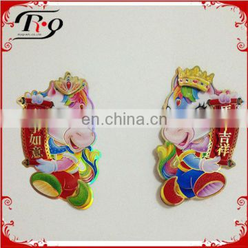 spring festival horse pictures Chinese new year favor