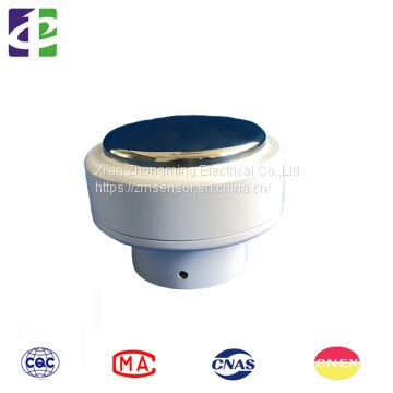 professional low consumption sensor piezoelectric rainfall sensor