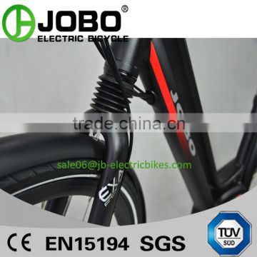 Mid Drive Road Bike 700C City Electrical Bike With 36 Volt 10.4Ah Lithium Battery ( JB-TDB26L)