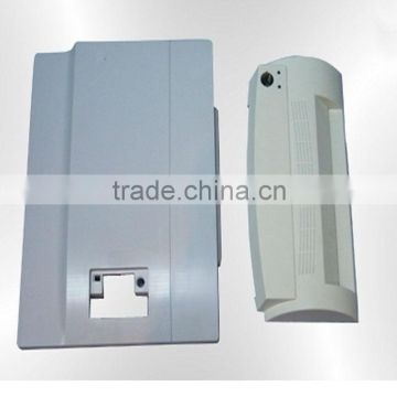 Plastic Injection Molded Components/Plastic Cover