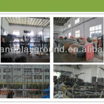 Yongjia Dreamland Playground Factory