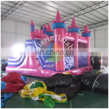 2017 Aier big bounce houses/inflatable bouncers with discount/inflatable slide bouncer combos