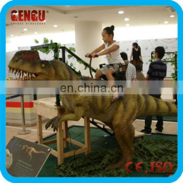 Remote Control Coin Operated Kids Game Kiddie-Rides Dino