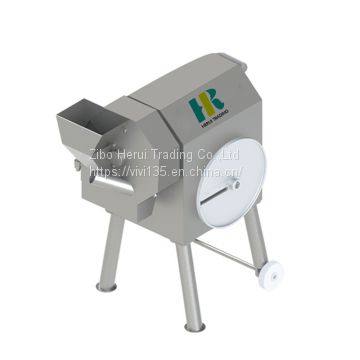 Industrial carrot / potato slicer dicer machine for sale