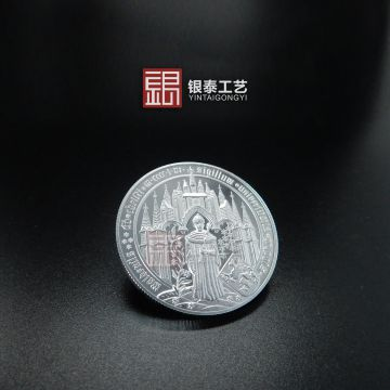 The sliver coin manufacturer,quality assurance