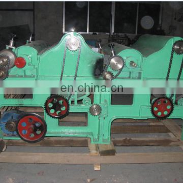 Professional And Practical Waste Cotton Opening Machine/Waste Cotton Tearing Machine
