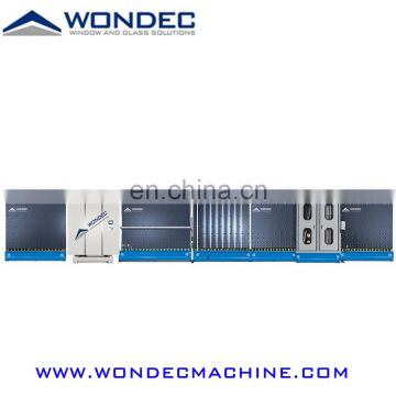 Jinan Industrial Vertical Double Glass Dry Cleaning Machine For Sale