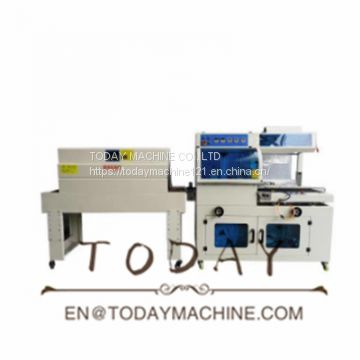 L Sealing Shrink Wrapping Machine