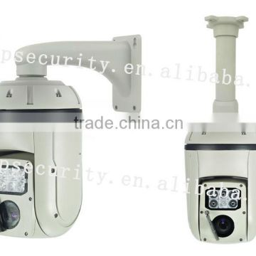 650TVL Outdoor IR Speed Dome PTZ Camera With WDR 36X Optical 20X digital zoom