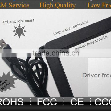 CE FCC ROHS Certification 6 touch points 42 Inch IR Multi-Touch Screen Infrared Multi Touch Frame IR MultiTouch Panel                                                                         Quality Choice