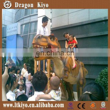 2016 hot sales walking and riding dinosaur for kids