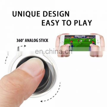 Second Generation Game Mini Joystick Rocker Touch Screen Joypad for iPhone/Ipad/ Android Mobile Phone