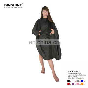 new design hair cutting cape