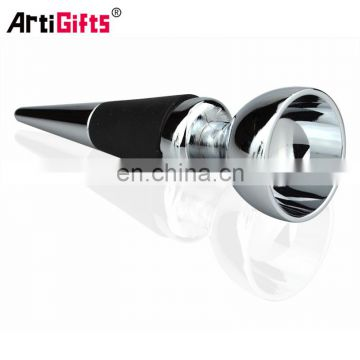 China professional factory metal make wine bottle stoppers