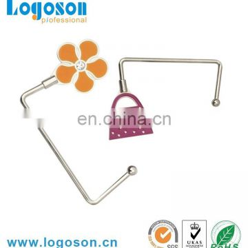 Convenient high quality of metal bag hanger 2017